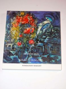Marc Chagall - Hommage a Marc Chagall - 1984