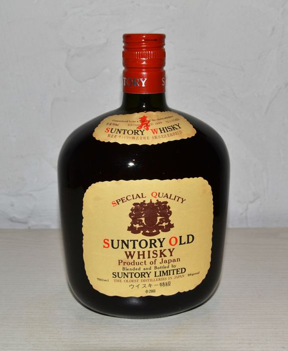 Suntory Old Whisky - Special Quality