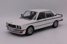 Norev - Schaal 1/18 - BMW M535i - 1981 - Color: White - Limited Edition