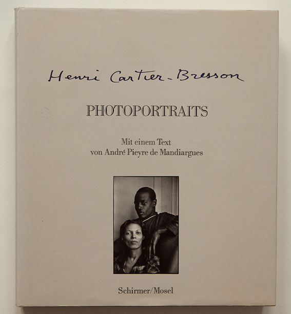 3 Volumes Henri Cartier-Bresson - Photoportraits, Carnets Mexicains, Decision Eye - 1995