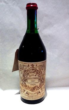 1970s bottle -  Vermouth Ancient Formula Carpano 1786