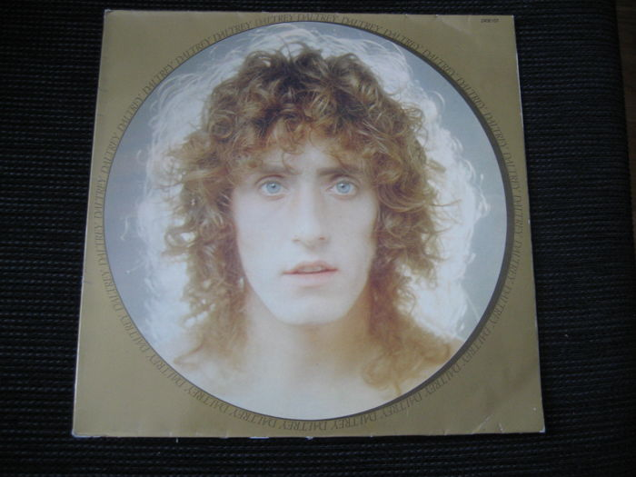 Lot with 7 rare vinyls with Roger Daltrey x 2, Free, Richard LLoyd, Wizzard, Be bop deluxe + 7 singel