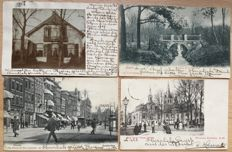 The Netherlands -  Lot including approx 200 post cards in small format