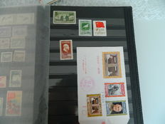 China and Japan – 560 Stamps