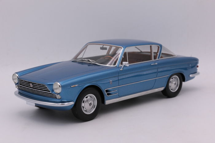 bos scale 1 18 fiat 2300 s coup colour blue catawiki. Black Bedroom Furniture Sets. Home Design Ideas