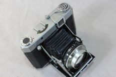 CERTO-SIX, Tessar 2.8 / 80, excellent rangefinder camera - Carl Zeiss Jena 2.8