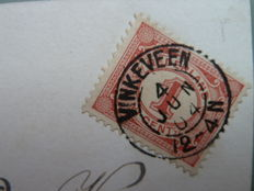 The Netherlands - Postal items and miscellaneous starting from approx. 1900
