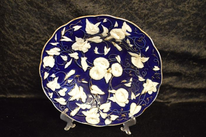 Ornate Meissen Plate