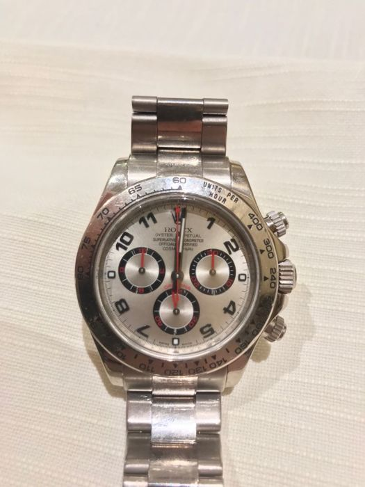 Rolex - Oyster Perpetual Cosmograph Daytona - Ref. 116509 - 男士 - 2011至今