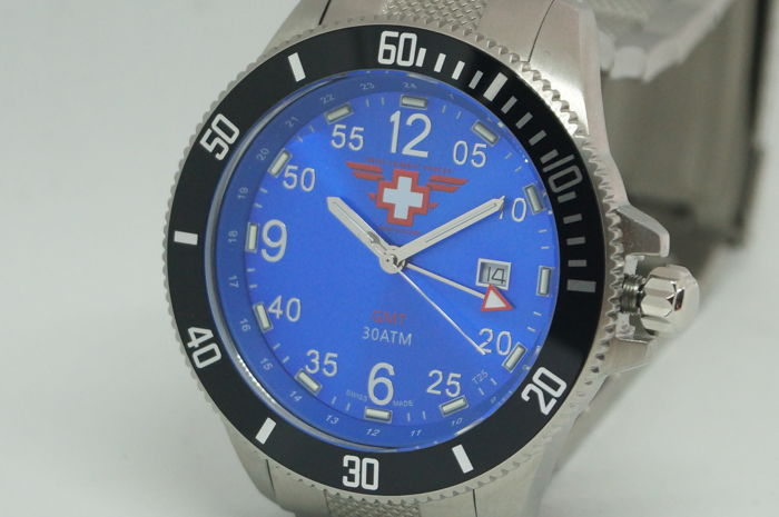 Swiss Combat Forces - GMT Trigalight - Homme - 2018