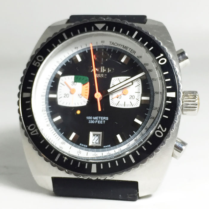 Zodiac - Sea Dragon 100m Quartz - Z02208 - Men - 1990-1999
