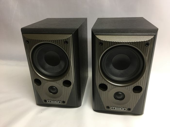 Mission M70 - 2-Way Reflex loaded Loudspeaker System