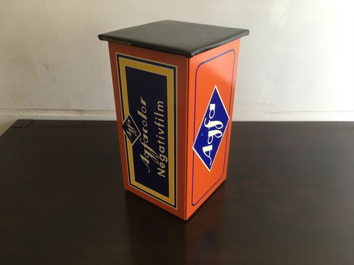 Agfa - advertising object - 1950/60s - steel