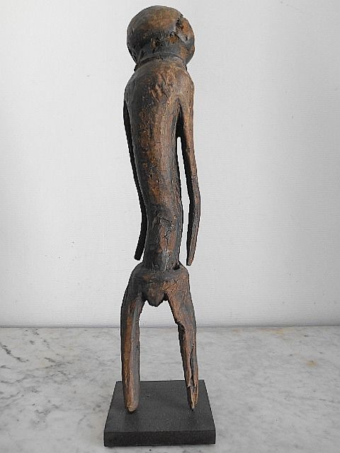 Large African Tchitcheri fetish figurine 59CM – MOBA – Northern TOGO