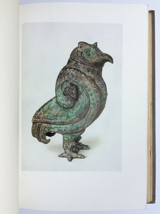 "Albert J. Koop  ""Early Chinese Bronzes"", 1st edition - England - 1924"