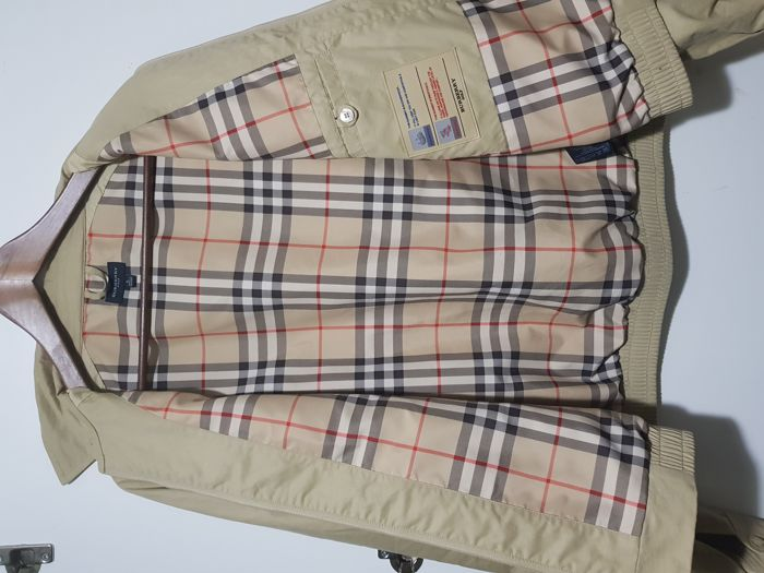 Burberry Golf - Jacket - Men s original vintage jacket - Catawiki 402e08c0036f