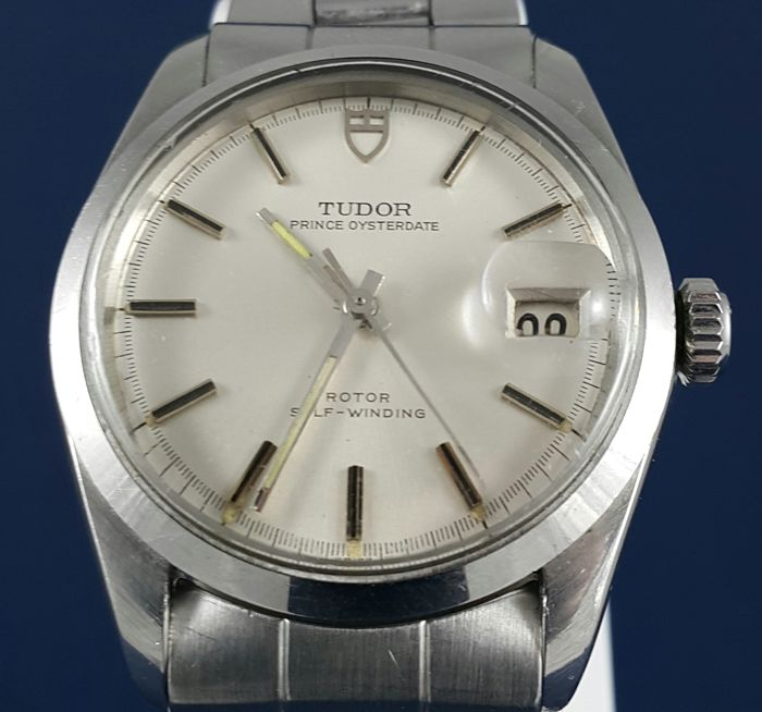 Tudor - Prince Oysterdate Rotor Self-Winding - 7106-0 - Men - 1968