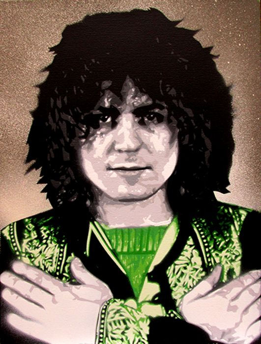 RIP  - The Wizard Marc Bolan