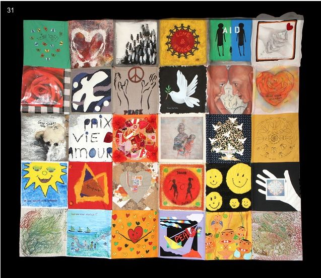 Art - Handmade Tapestries: Benefit of War Child-NL-No 18
