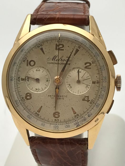 Melrose - Chronograph - Heren - 1960-1969