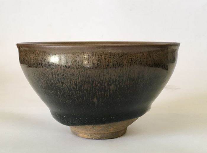 "A ""Jian Hare's Fur"" Bowl - China - End of 20th century"