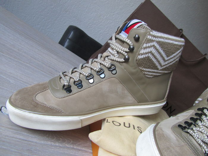 Louis Vuitton - Slalom Series - Break away Sneakerboots As New ... fee1d763879