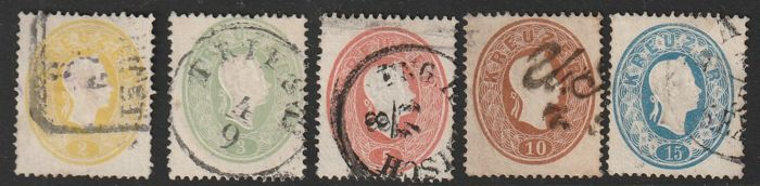 Austria 1850/2001 - collection - 2016 no. 3/2420.