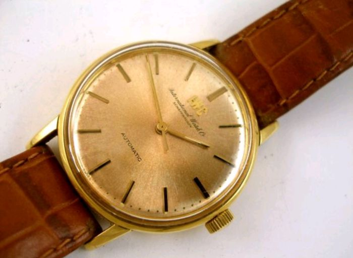 IWC - Cal. 853 - Homme - 1960-1969