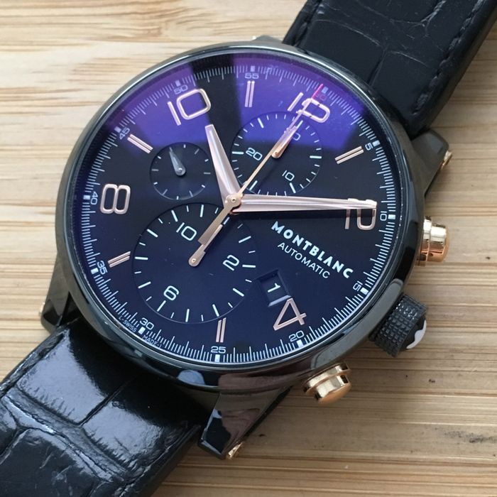 Montblanc - Timewalker Chronograph Limited Edition - Ref. 105805 - Hombre - 2016