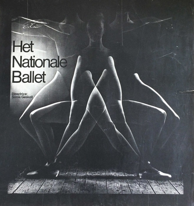 Ger J. van Leeuwen  - the national ballet (Sonia Gaskell) - 1965