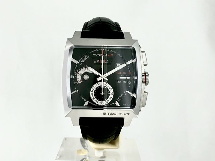 TAG Heuer - Monaco LS Linear System Calibre 12 - CAL2110.FC6257 - Heren - 2011-heden