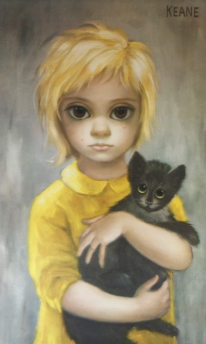 Margaret Keane  - The Stray