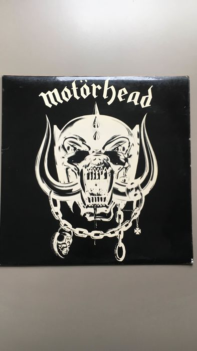 Motörhead ‎– Motörhead - UK Press