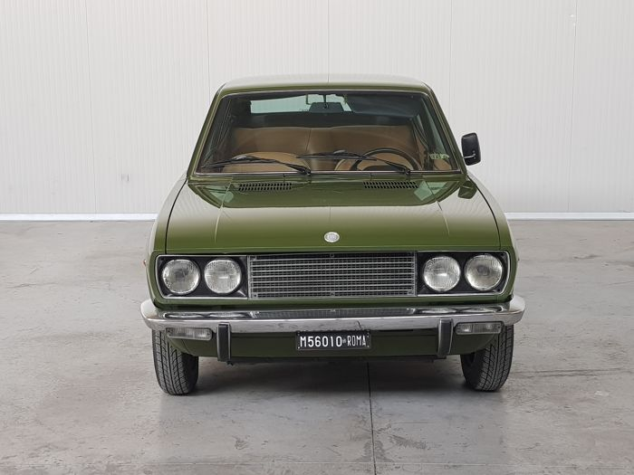 fiat 128 coup sport lusso original paint 1973. Black Bedroom Furniture Sets. Home Design Ideas