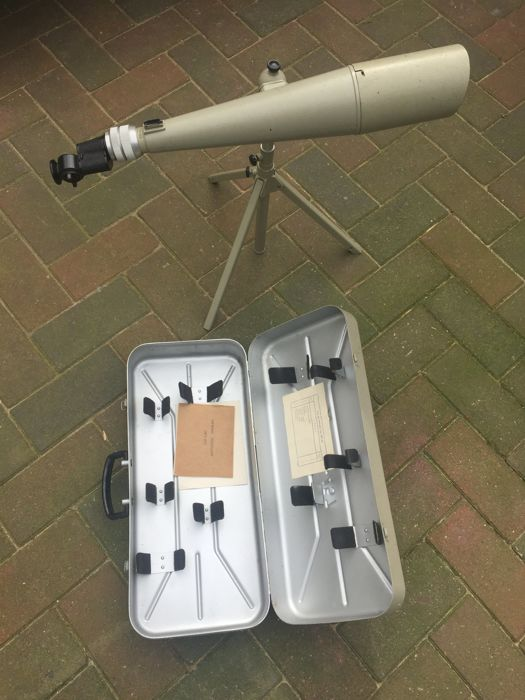 Star viewer / telescope, 3PT-457 good condition for 1960s