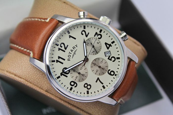 Rotary - Chronograph - Heren - 2011-heden