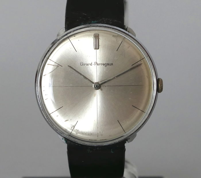 Girard-Perregaux - Extra-thin vintage watch - Heren - 1950-1959