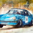Porsche Automobilia auction