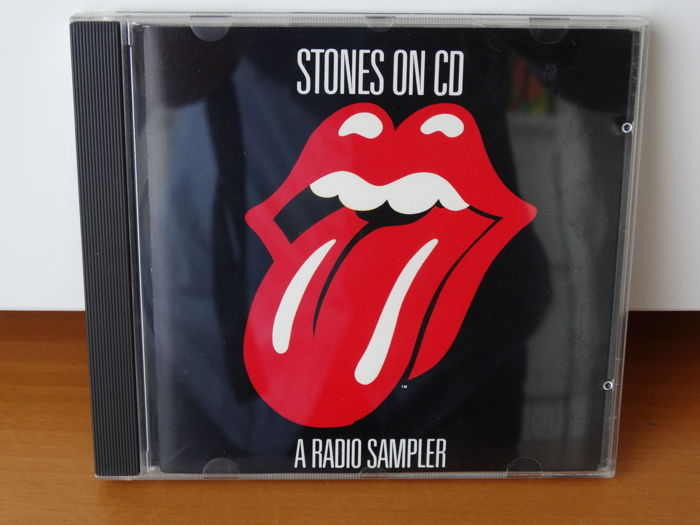 Rolling Stones  Stones On Cd: A Radio Sampler