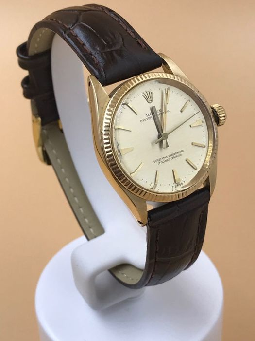 Rolex - Oyster Perpetual  - 6551 - Unisex - 1969