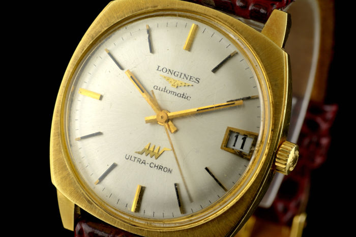Longines - 18k Gold Automatic Ultra Chron - Heren - 1960-1969