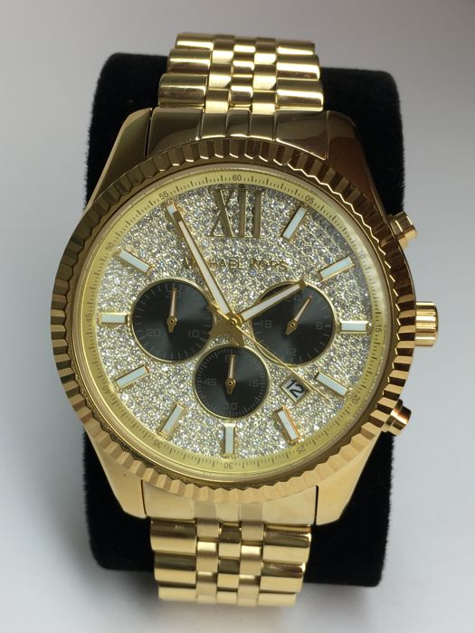 0d07c8fb8ab4 Michael Kors - Lexington - MK8494 - Unisex - 2011-present - Catawiki
