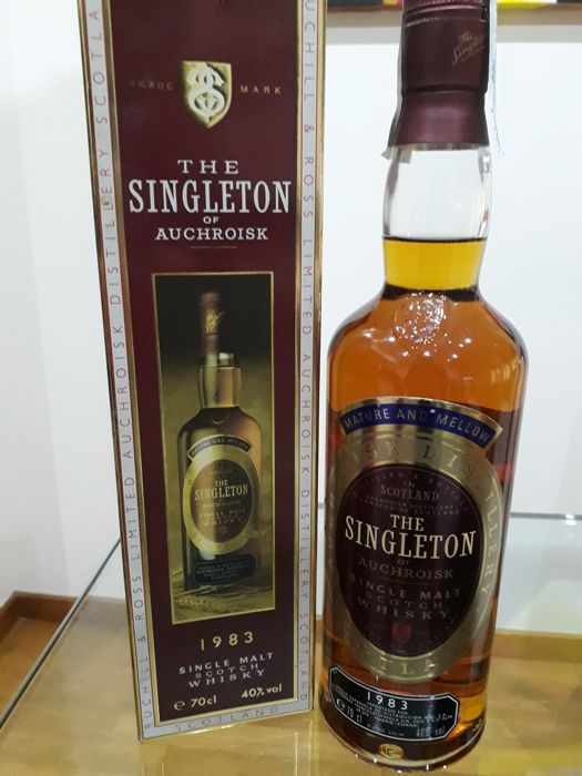 The Singleton of Auchroisk 1983