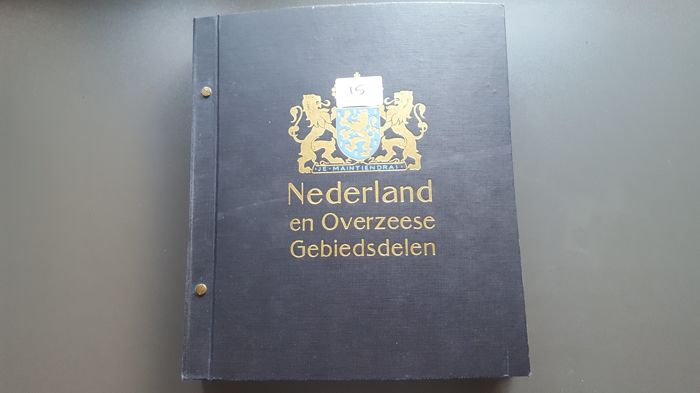 Nederland Overzee - Collectie in Davo album