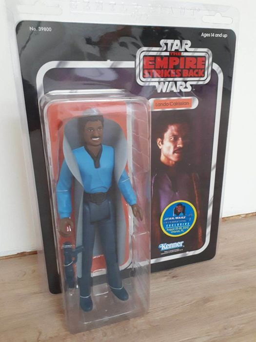 Lando Calrissian - Jumbo Gentle Giant figure - (2012)