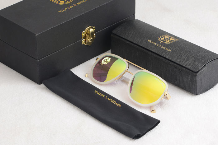 "Walton & Mortimer - ""Number One""  Sunglasses"