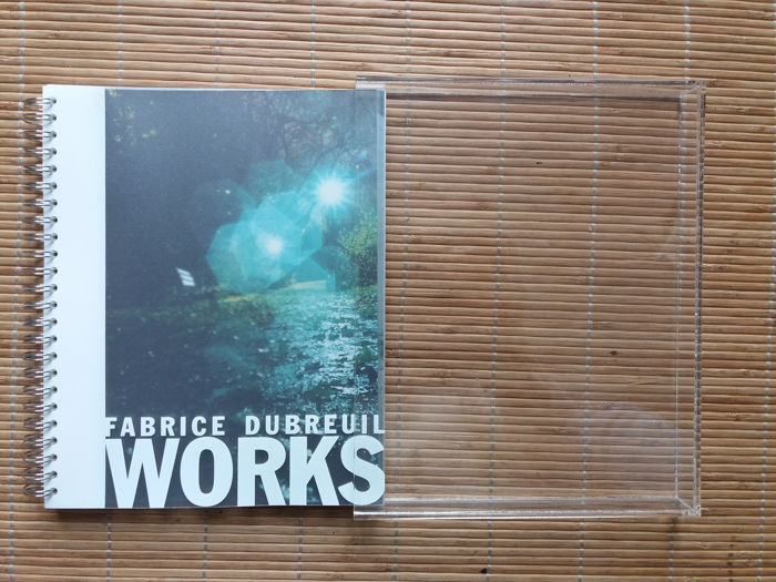 Signed; Fabrice Dubreuil - Works & un tirage signé (n°49/50) - 2004