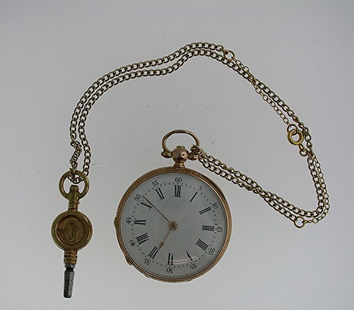 Vacheron Constantin - pocket watch  - Women - 1850-1900