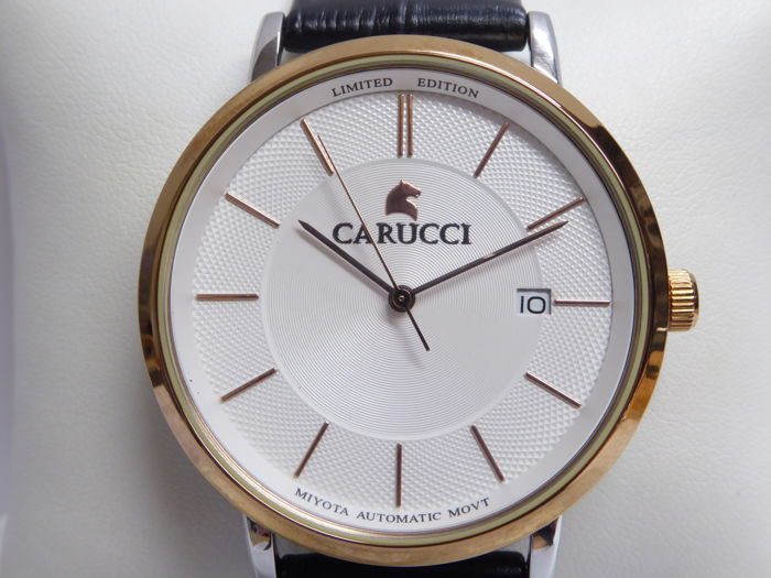 Carucci -  Limited edition 032/300 - ref. 18728 - CA2183 RG - Unisex - 2011-heden