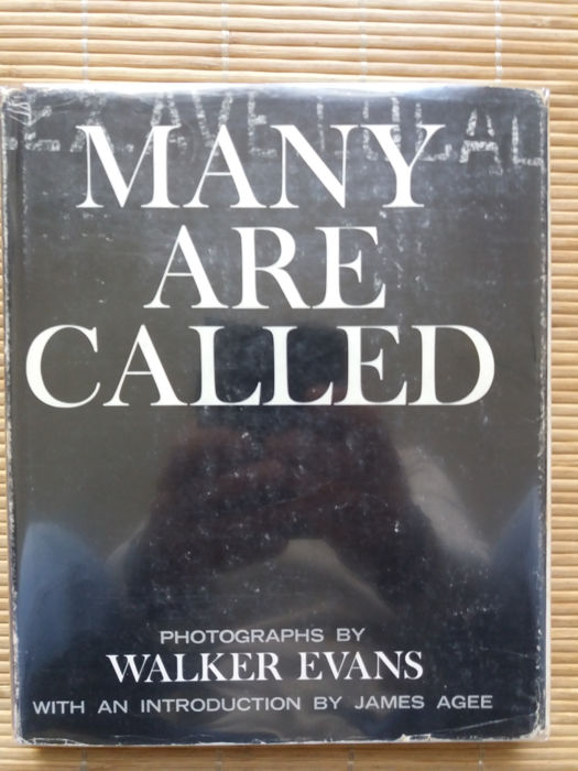 Walker Evans - Many are called - 1966